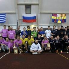Рождественский Кубок БМФЛЛ 2015