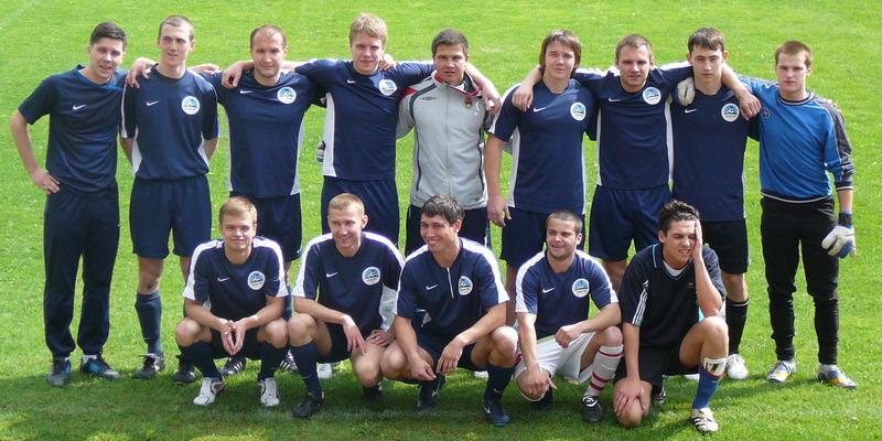 ФК Заря 2012